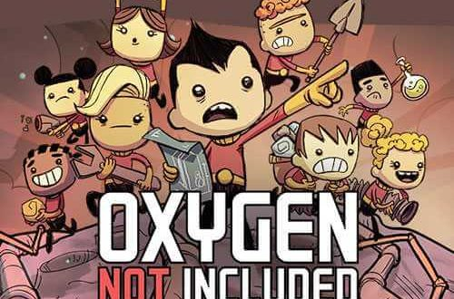 Oxygen NotOxygen Not Included Free Download Pc Game