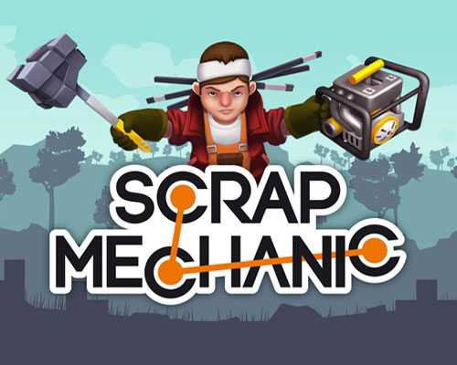 Scrap Mechanic Free Download for pc