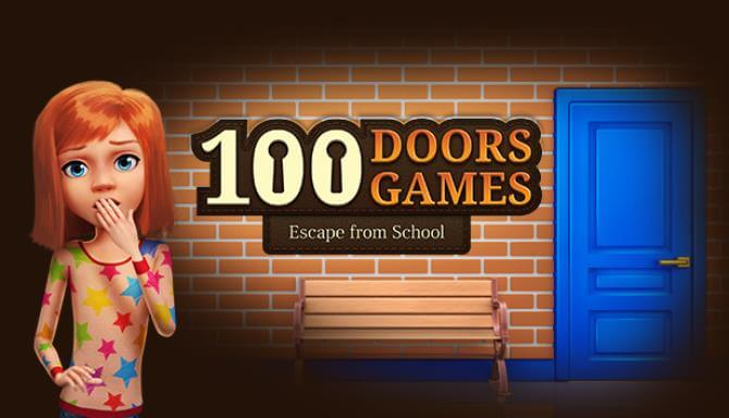 100 Doors Game Escape from School Free Download Full Version