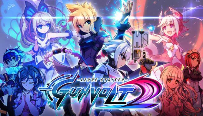 Azure Striker Gunvolt 2 PC Game Free Download