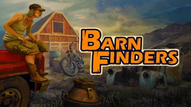 Barn Finders PC Game Free Download Full Version