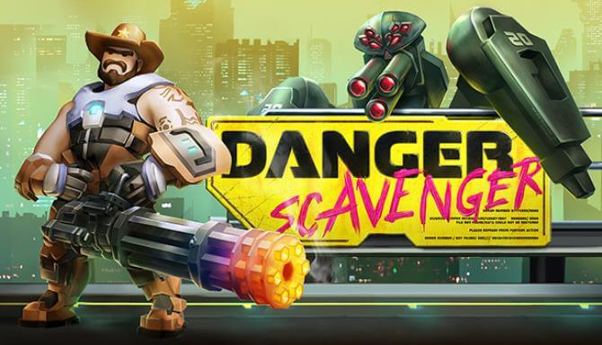 Danger Scavenger PC Game Free Download Full Version
