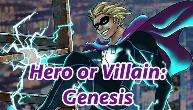 Hero or Villain Genesis Free Game Download Full Version