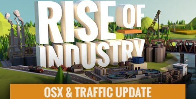 Rise of Industry PC Game Free Download Full Version