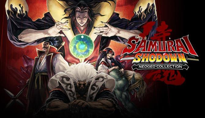 SAMURAI SHODOWN NEOGEO COLLECTION PC Game Free Download