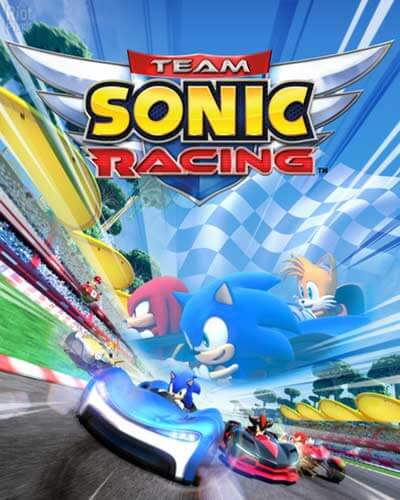 Team Sonic Racing PC Game Free Download Full Version