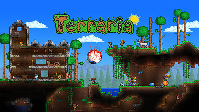 Terraria PC Game Free Download Full Version