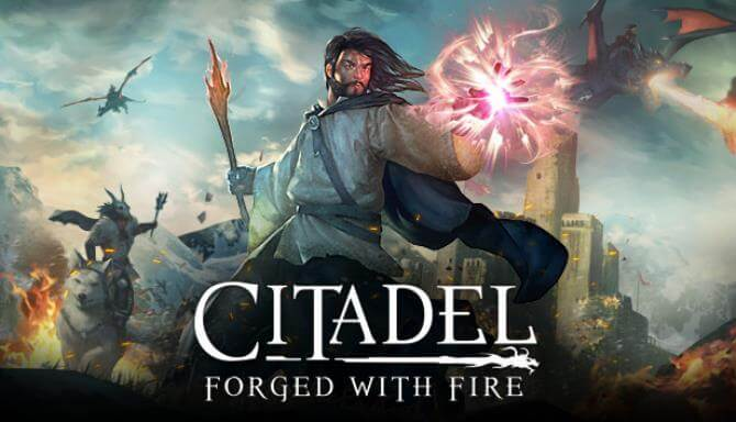 CITADEL FORGED WITH FIRE PC GAME FREE DOWNLOAD Full Version