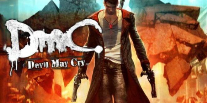 DmC Devil May Cry PC Game Free Download Full Version