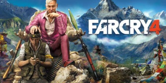 Far Cry 4 Gold Edition Game Free Download Full Version