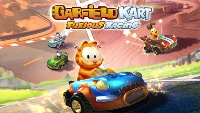 GARFIELD KART FURIOUS RACING PC GAME FREE DOWNLOAD Full Version
