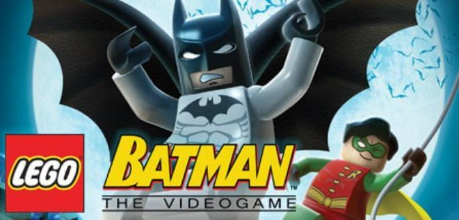 LEGO Batman The Videogame Free Download Full Version