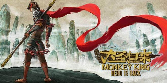 MONKEY KING HERO IS BACK DELUXE EDITION FREE DOWNLOAD Full Version