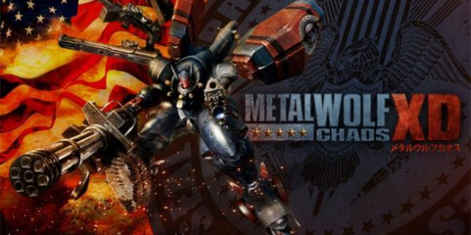 Metal Wolf Chaos XD Game Free Download Full Version