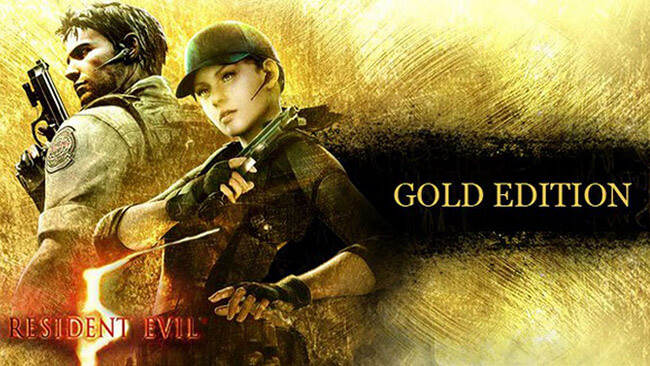 Resident Evil 5 Gold Edition Free Download FULL Version