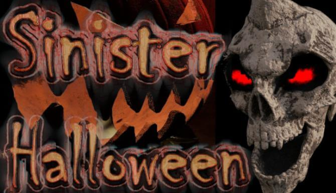 SINISTER HALLOWEEN PC GAME FREE DOWNLOAD Full Version