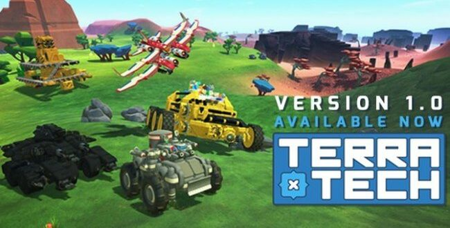 Terratech PC Game Free Download Full Version
