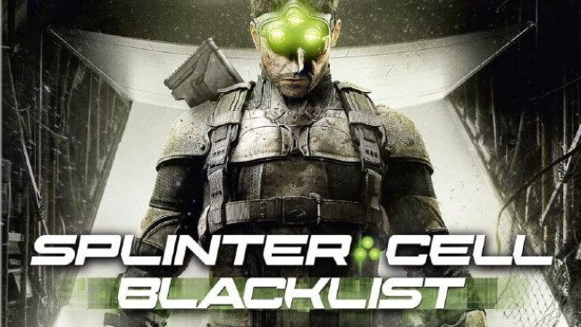 Tom Clancys Splinter Cell Blacklist Free Download Full Version