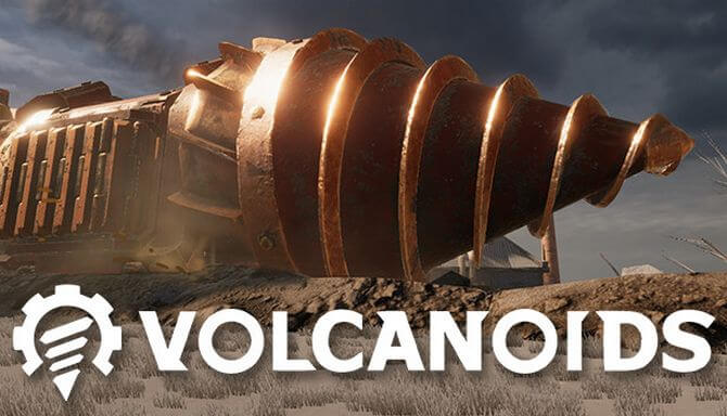 Volcanoids PC Game Free Download