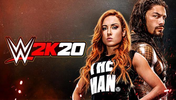 WWE 2K20 DIGITAL DELUXE EDITION FREE PC DOWNLOAD Full Version