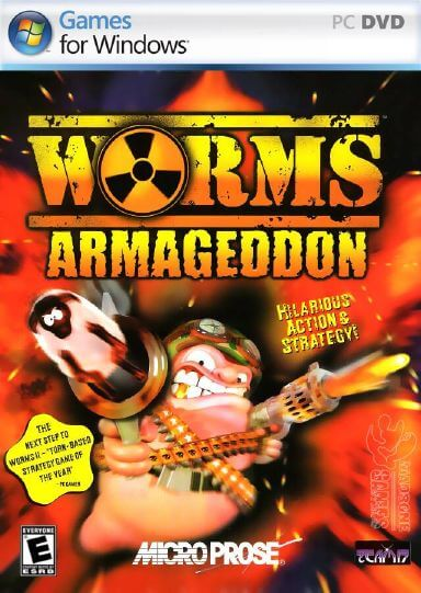 Worms Armageddon Free Download Full Version