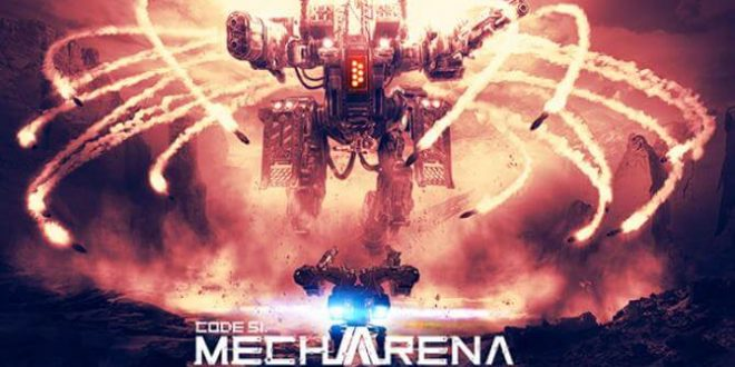 CODE51 MECHA ARENA PC GAME FREE DOWNLOAD Full Version