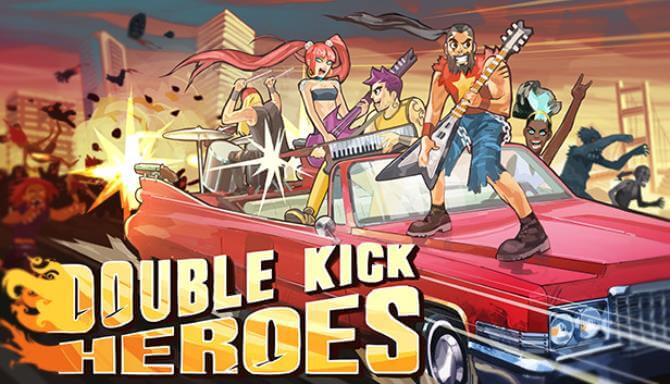 DOUBLE KICK HEROES PC GAME FREE DOWNLOAD Full Version