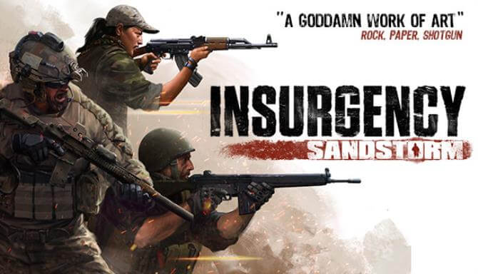 INSURGENCY SANDSTORM PC GAME FREE DOWNLOAD Full Version