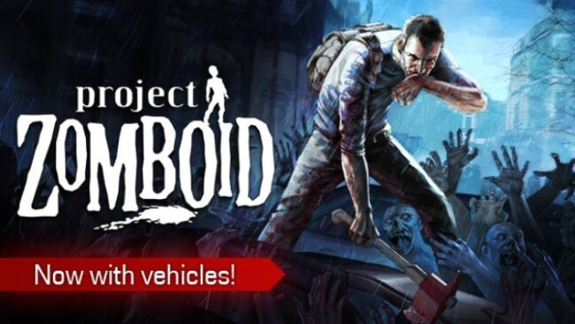 PROJECT ZOMBOID PC GAME FREE DOWNLOAD Full Version
