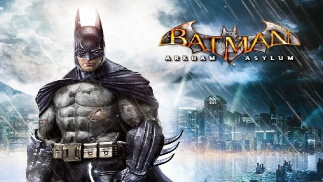 BATMAN ARKHAM ASYLUM GAME FREE DOWNLOAD Full Version