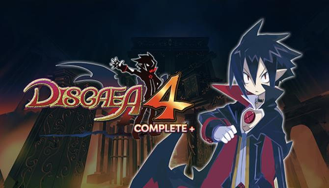 DISGAEA 4 COMPLETE+ GAME FREE DOWNLOAD Full Version