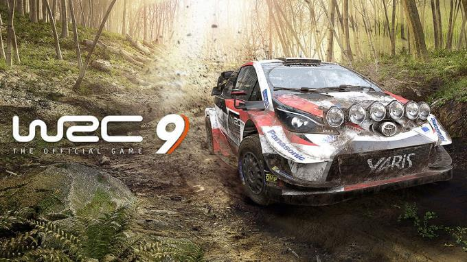 WRC 9 FIA WORLD RALLY CHAMPIONSHIP DELUXE EDITION FREE DOWNLOAD FULL VERSION