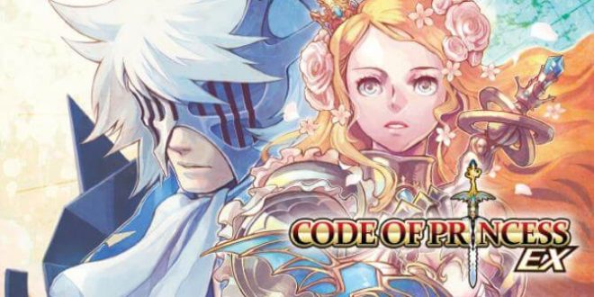 CODE OF PRINCESS EX PC GAME FREE DOWNLOAD FULL VERSION