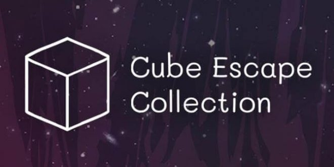CUBE ESCAPE COLLECTION GAME FREE DOWNLOAD FULL VERSION