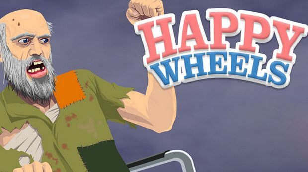 HAPPY WHEELS PC GAME FREE DOWNLOAD FULL VERSION