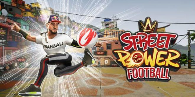 STREET POWER FOOTBALL PC GAME FREE DOWNLOAD FULL VERSION