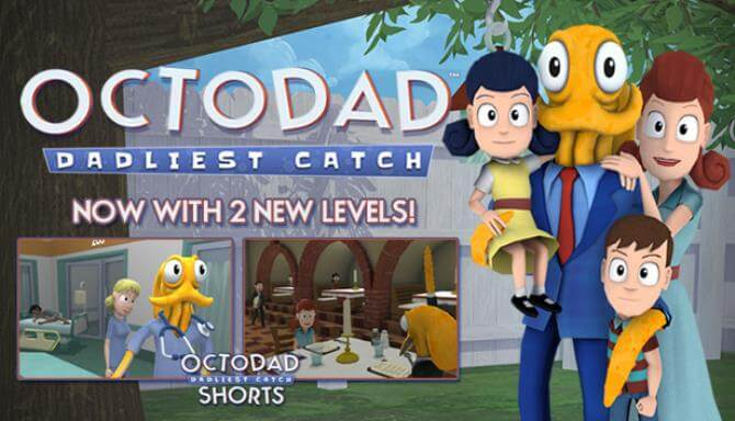 OCTODAD DADLIEST CATCH GAME FREE DOWNLOAD FULL VERSION