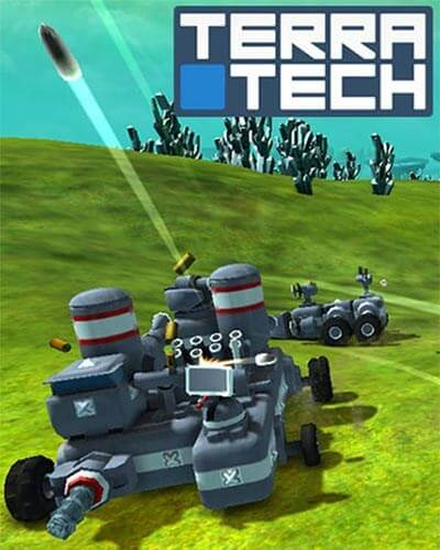 TERRATECH PC GAME WITH FULL VERSION